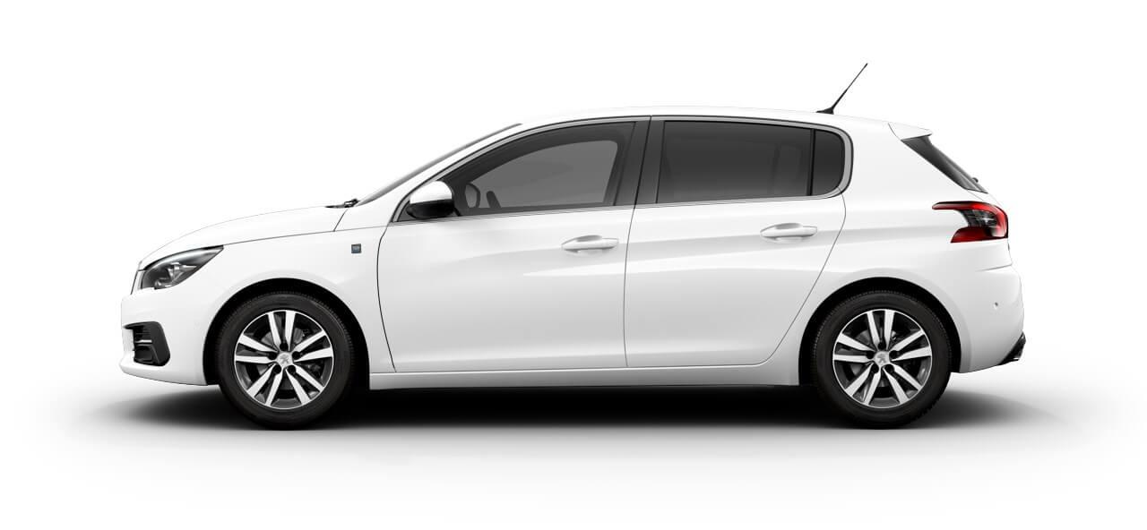 Zakelijke gezinsauto Peugeot 308 gti