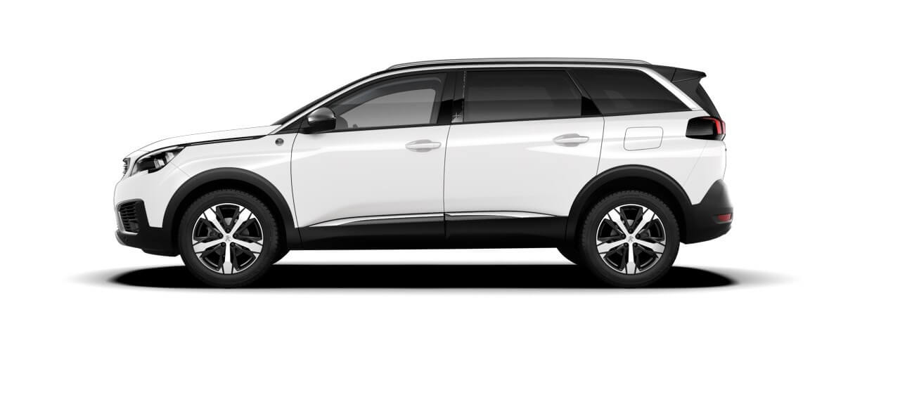 7 persoons Peugeot 5008 SUV private lease review