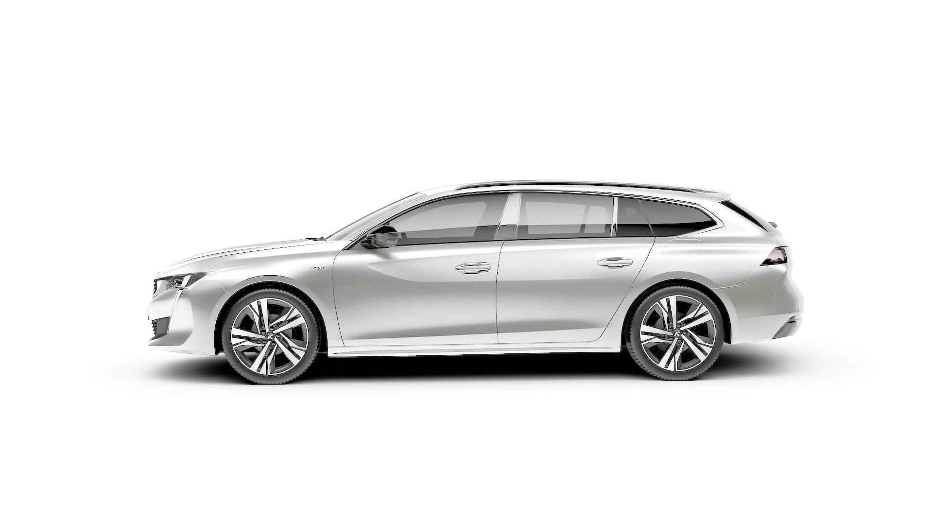 Topsegment station Peugeot 508 SW lease hybrid review
