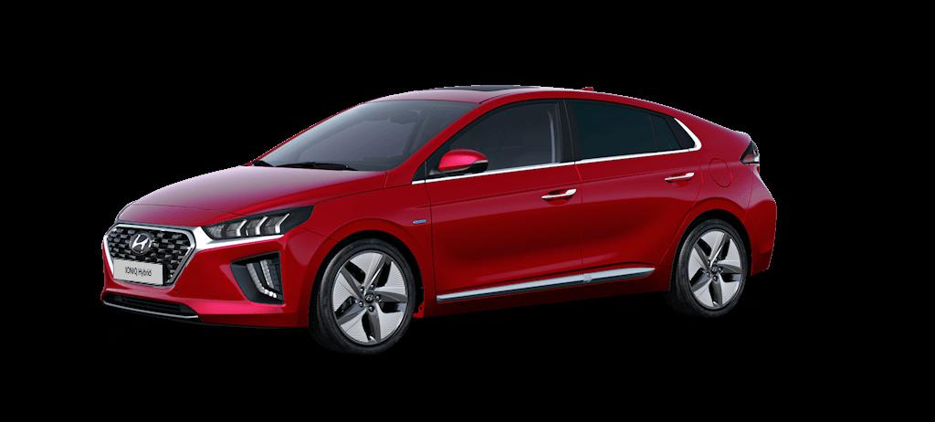 Hyundai Wittenberg IONIQ Hybrid