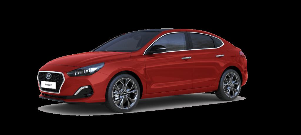 Hyundai Wittenberg i30 Fastback